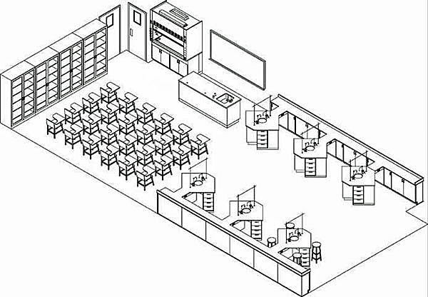 Science Classroom Design Standards ~ Science lab architecture nsm jpg comfy