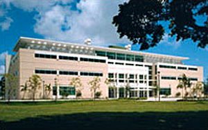 Exterior of Charles E. Schmidt Biomedical Science Center-Boca Raton, FL