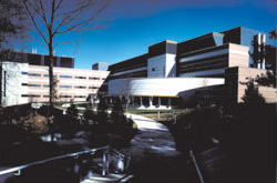 Photo of the Walter Reed Army Institute of Research—Forest Glen, MD