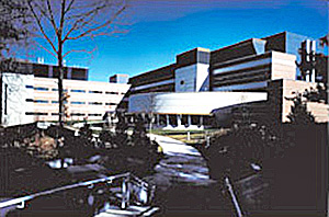 Photo of the Walter Reed Army Institute of Research-Forest Glen, MD