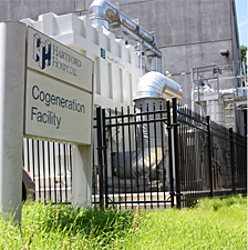 1.4MW Fuel Cell Power Plant at Hartford Hospital, Hartford, CT