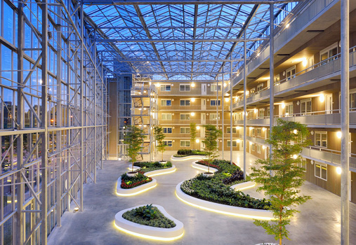 Atrium Wbdg Whole Building Design Guide