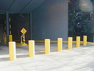 Cost Of Oil Change >> Bollard: Crash- and Attack-Resistant Models | WBDG Whole ...