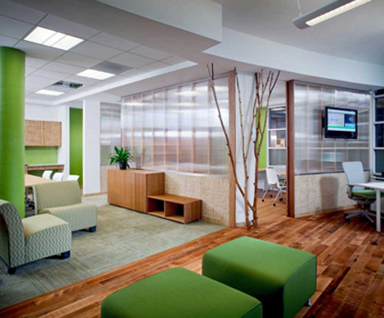 Clinic /health unit space designs are as varied as the people and communities they serve.