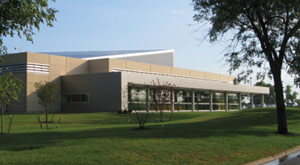 Exterior photo Emerson Global Data Center
