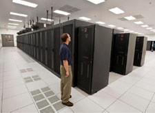 Mission-Critical IT Infrastructure at Emerson data center