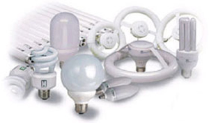 examples of energy efficient fluorescent lamps