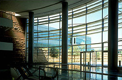 Atria Systems Wbdg Whole Building Design Guide. Sliding Glass Walls Interior  Office Doors Curtain ...