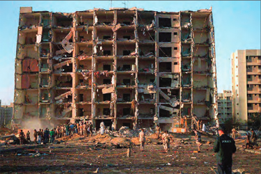 Khobar Towers Bombing, 1996