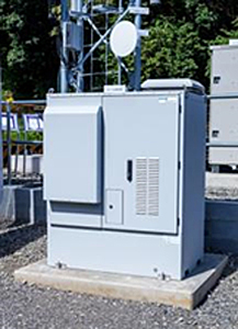 Fuel cell system installed at Nokia in Japan for telecommunications backup power