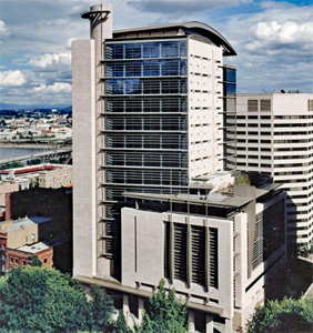 Photo of Mark O. Hatfield U.S. Courthouse-Portland, OR