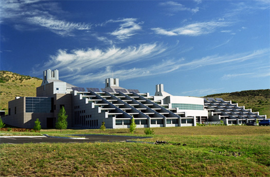 NREL's Solar Energy Research Facility (SERF), Golden, CO
