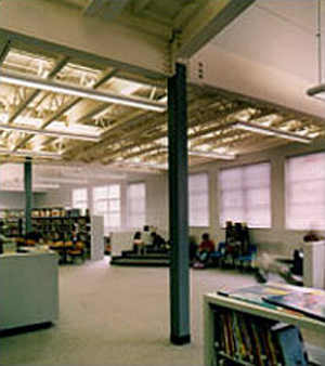 Photo of the interior of Ocean Park School - Santa Monica, CA