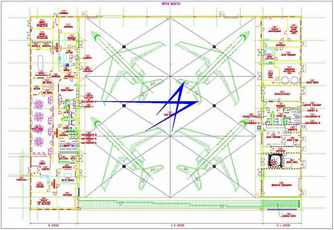 Aviation Hangar   WBDG - Whole Building Design Guide