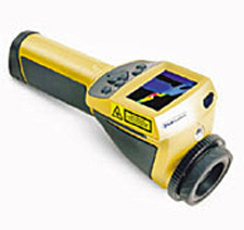 Photo 11 of yellow, handheld FLIR ThermaCAM ES IR camera