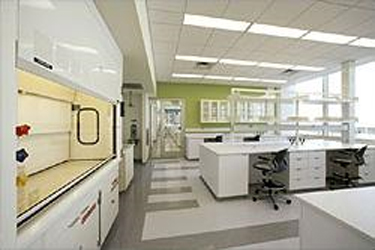 Example of an open lab