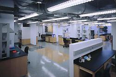 Example of a closed lab
