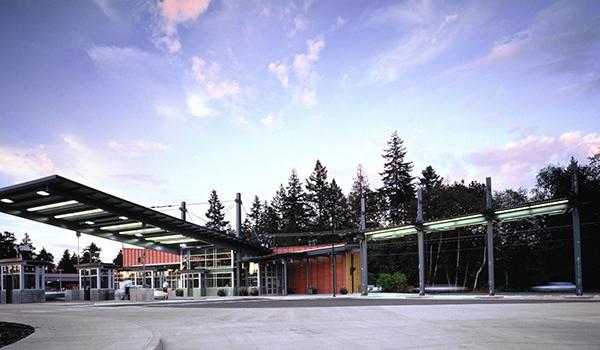 Land Port of Entry | WBDG - Whole Building Design Guide