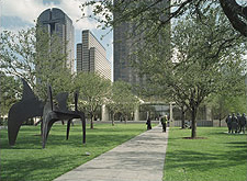 Nasher Sculpture Center, Dallas TX