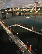 Eastbank Esplande, Portland, OR
