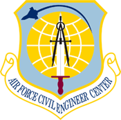 Air Force Civil Engineer Support Agency logo