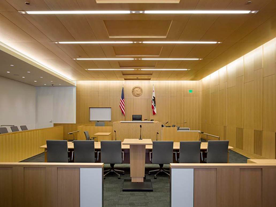 Governor George Deukmejian Courthouse Long Beach Court