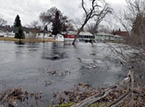 FEMA News Photo: Flooding in North Dakota