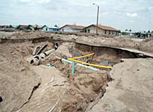 FEMA News Photo: Mudslide El Paso, Texas