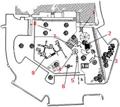 Playground Design And Equipment Wbdg Whole Building Design Guide