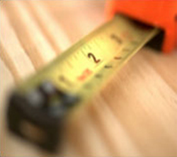 Image of tape measureer