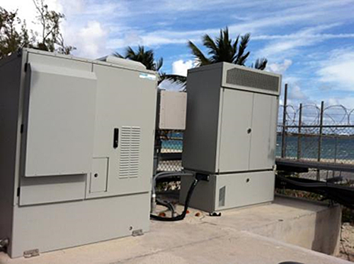 Telecommunications Backup Power System in the Bahamas from Ballard Power