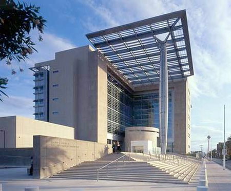 Photo of Federal Courthouse in Las Vegas, NV