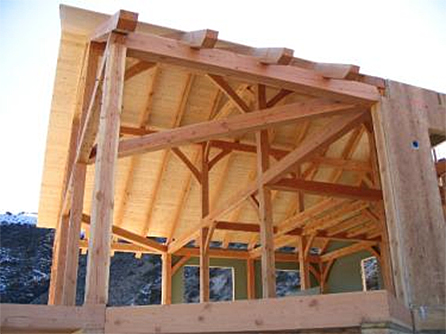 Structural insulated panels sips wbdg whole building for Building a house with sip panels