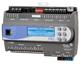 smart controls wbdg whole building design guide HVAC System Tools johnson controls field equipment controller fec