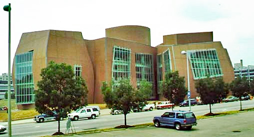 Photo of the Vontz Center for Molecular Studies