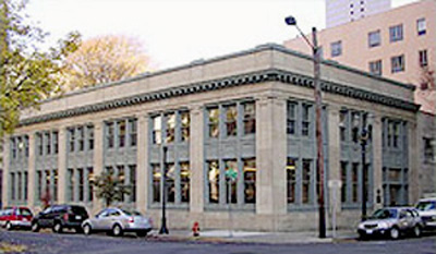 LEED Silver Rated Balfour-Guthrie Building, Portland, Oregon