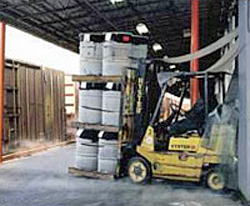 Warehouse fabrication tops