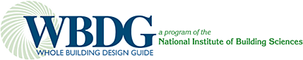 Whole Building Design Guide (WBDG) Logo