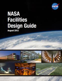 nasa facilities design guide wbdg whole building design