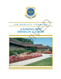 Landscape Design Guide Amc Wbdg Whole Building Design Guide