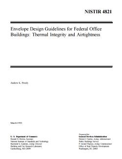 building envelope design guide pdf