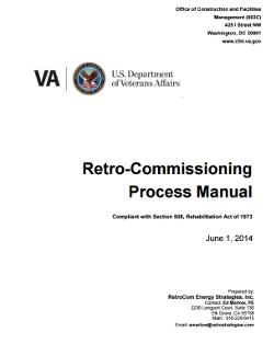 retro commissioning process