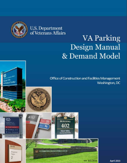 Site Development Parking Design And Demand Model Wbdg Whole Building Design Guide